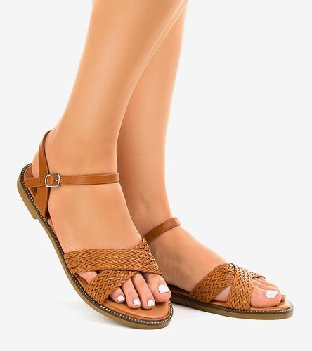 7cf3012c67335c Sandały płaskie   Kup buty w sklepie Gemre