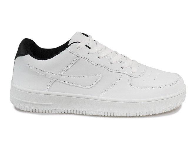 d3db70e0 Białe męskie buty sportowe A9525 | Obuwie Gemre online
