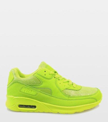 42240b86 ... Żółte neonowe buty sportowe DN7-11 Kliknij, aby powiększyć ...