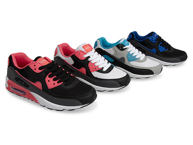 AIRMAX BUTY DO BIEGANIA 791 WH/BL/SKYBLUE