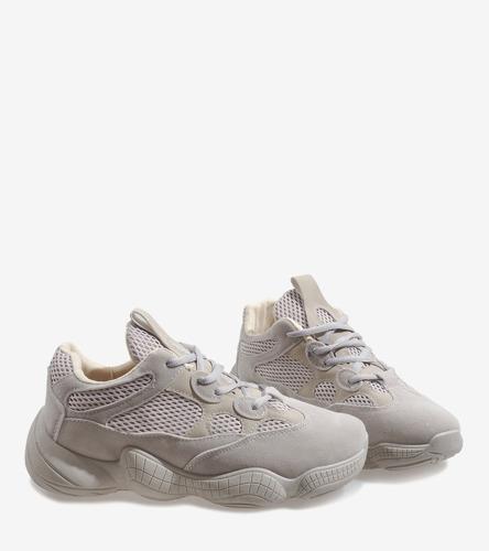 c2320862 Kliknij, aby powiększyć; Beżowe buty sportowe 2018-13