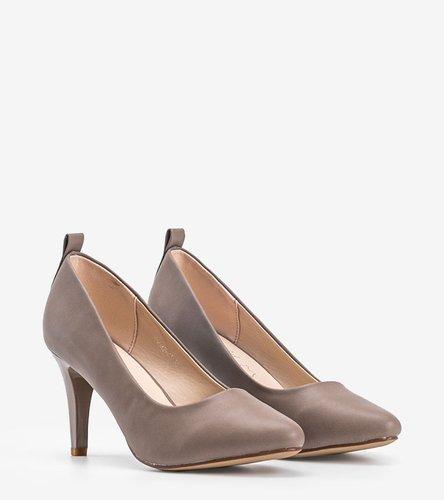 Czarne eleganckie półbuty H-32 | Shoes, Elegant man